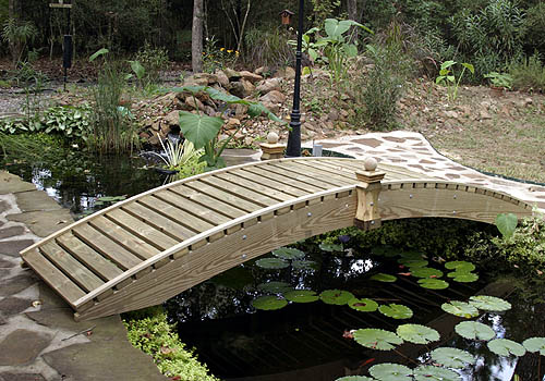 Garden bridges, variety of size and style FREE SHIPPING